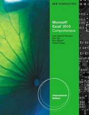 New Perspectives on Microsoft Office Excel 14