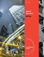 Global Business, International Edition