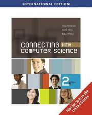 Connecting with Computer Science, International Edition