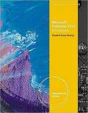 Microsoft¿ Publisher 2010