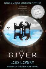 The Giver Movie Tie-In Edition