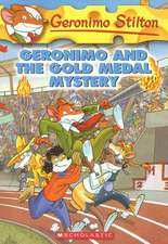 Geronimo and the Gold Medal Mystery:  A Step-By-Step Guide in Photographs