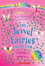 The Jewel Fairies Collection, Volume 1:  Books #1-4