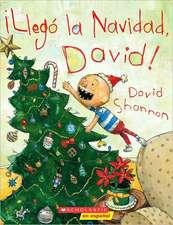 Llego La Navidad, David!:  (Spanish Language Edition of It's Christmas, David!)