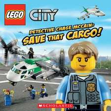Lego City:  Save That Cargo!