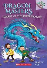 Dragon Masters Secret of the Water Dragon:  A Branches Book (Dragon Masters #2)