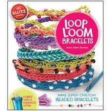 Loop Loom:  Make Super-Stretchy Beaded Bracelets
