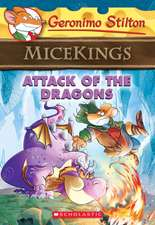 Attack of the Dragons (Geronimo Stilton Micekings #1):  Super Sharks