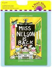 Miss Nelson Is Back book and CD