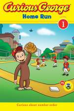Curious George Home Run (CGTV Early Reader)