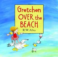 Gretchen Over the Beach