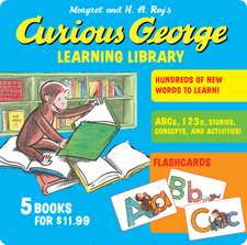 Curious George Learning Library