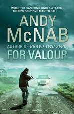 McNab, A: For Valour