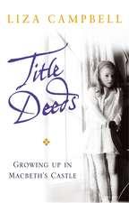 Title Deeds