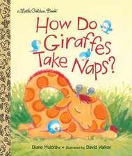 How Do Giraffes Take Naps?