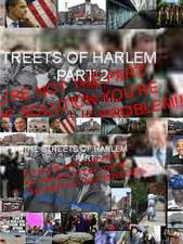 The Streets of Harlem Part2 If You're Not the Part of the Solution You're the Part of the Problem