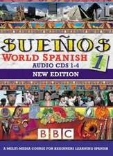 Suenos World Spanish 1 CDs
