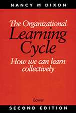 The Organizational Learning Cycle