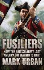 Urban, M: Fusiliers