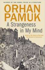 Pamuk, O: Strangeness in My Mind
