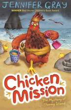 Chicken Mission: The Mystery of Stormy Island