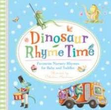 Various: Dinosaur Rhyme Time