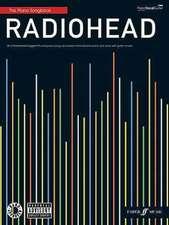 Radiohead Piano Songbook