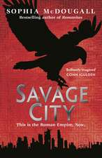 McDougall, S: Savage City