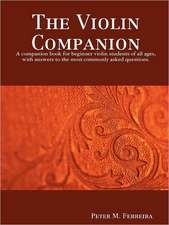 The Violin Companion