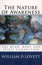The Nature of Awareness:  The Mind, Body and Spirit Connection