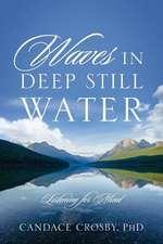 Waves in Deep Still Water