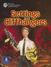 Settings and Cliffhangers Year 3, 6 x Reader 1 and Teacher's Book 1