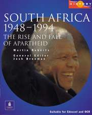 Longman History Project South Africa 1948-1994 Paper