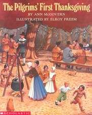 Pilgrim's First Thanksgiving