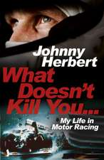 Herbert, J: What Doesn't Kill You...