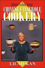 Introducing Chinese Casserole Cookery