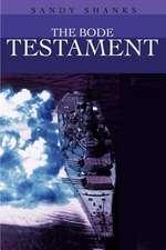The Bode Testament
