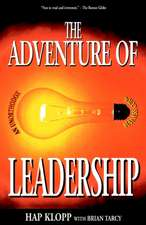 The Adventure of Leadership