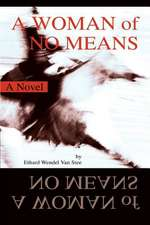 A Woman of No Means