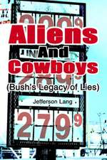 Aliens and Cowboys