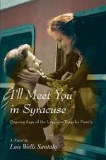 I'll Meet You in Syracuse