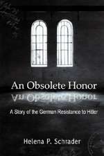 An Obsolete Honor