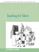 Teaching for Talent