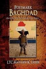 Postmark Baghdad