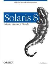 Solaris 8 Administrator′s Guide