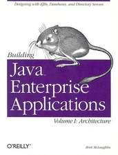 Building Java Enterprise Applications, Volume 1:  Architecture