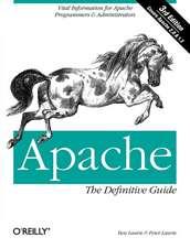 Apache: The Definitive Guide 3e