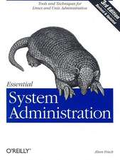 Essential System Administration 3e