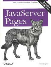 JavaServer Pages 3e