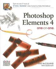 Photoshop Elements 4 One–on–One +DVD